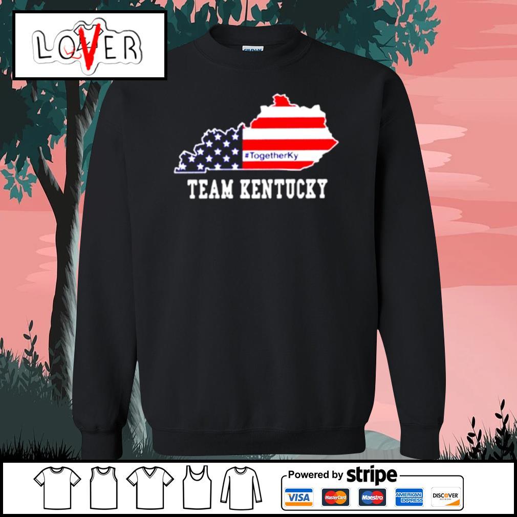 #TogetherKy Team Kentucky Shirt Sweater