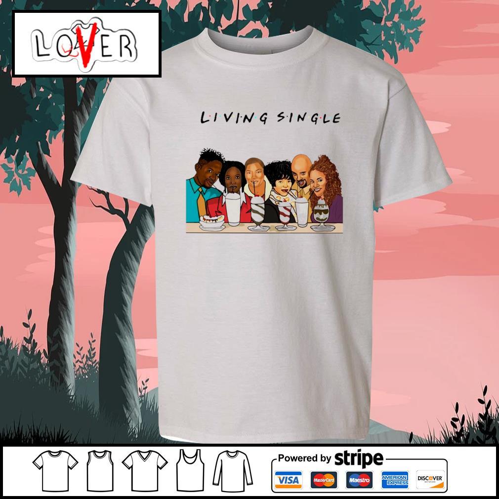 Black people living single s Kid-T-shirt