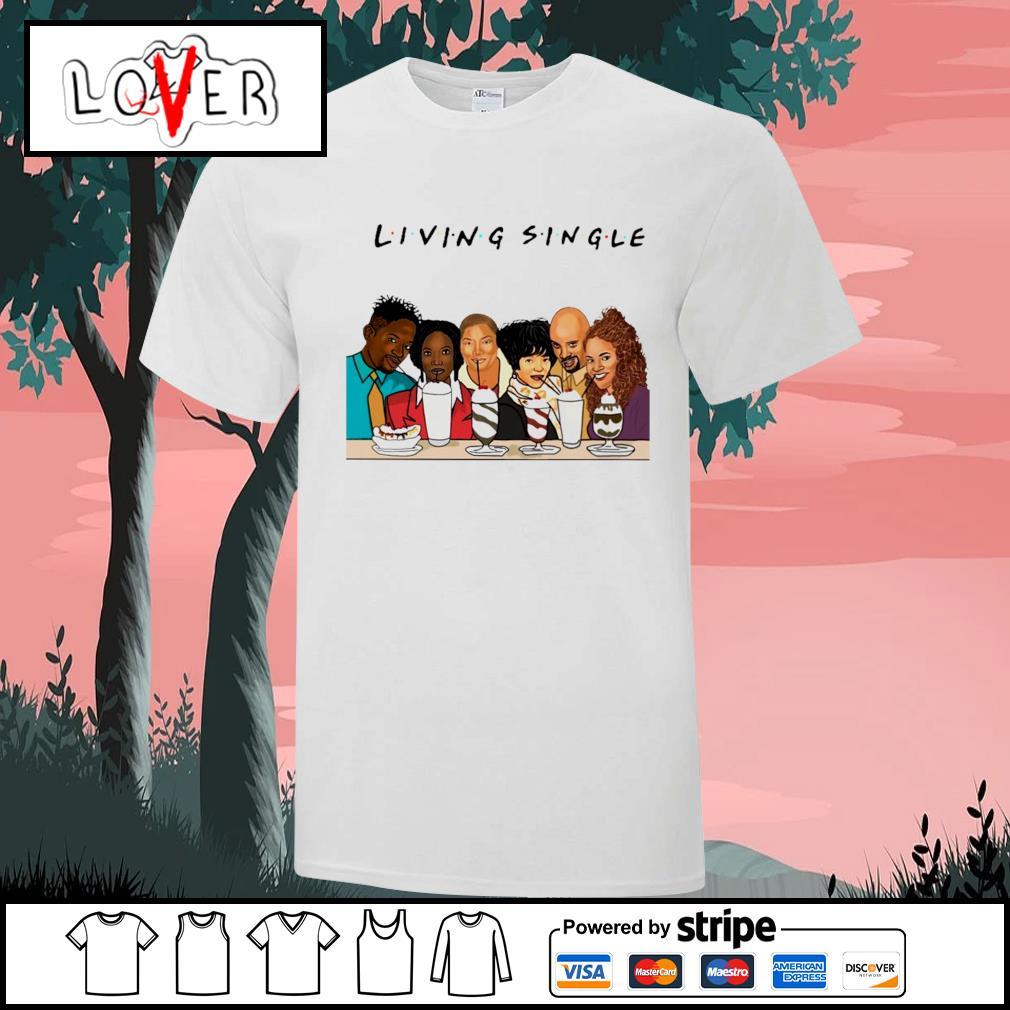 Black people living single shirt