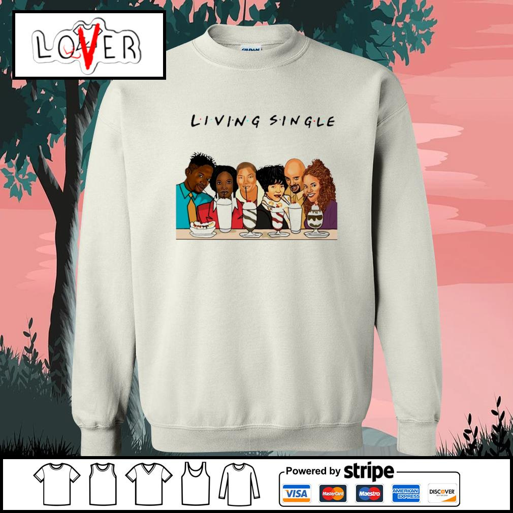 Black people living single s Sweater
