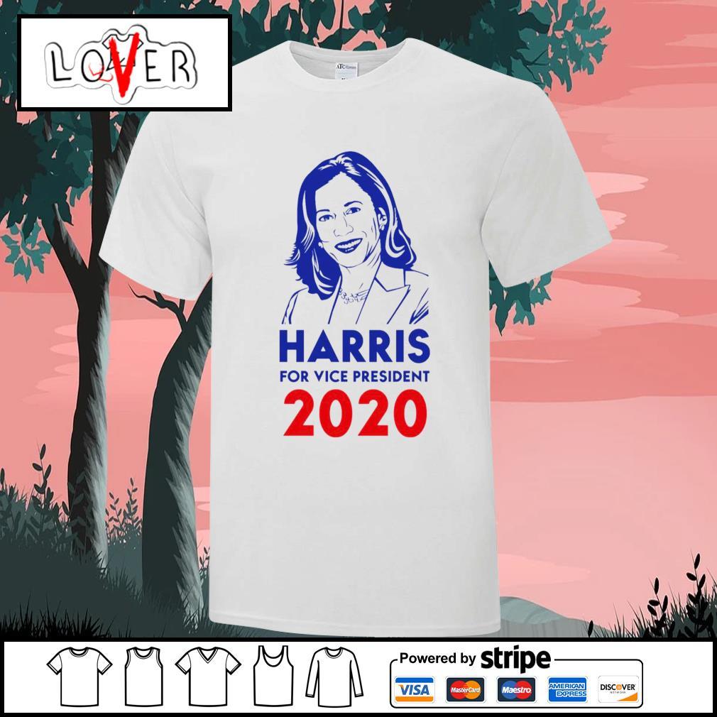 Harris For Vice President 2020 shirt