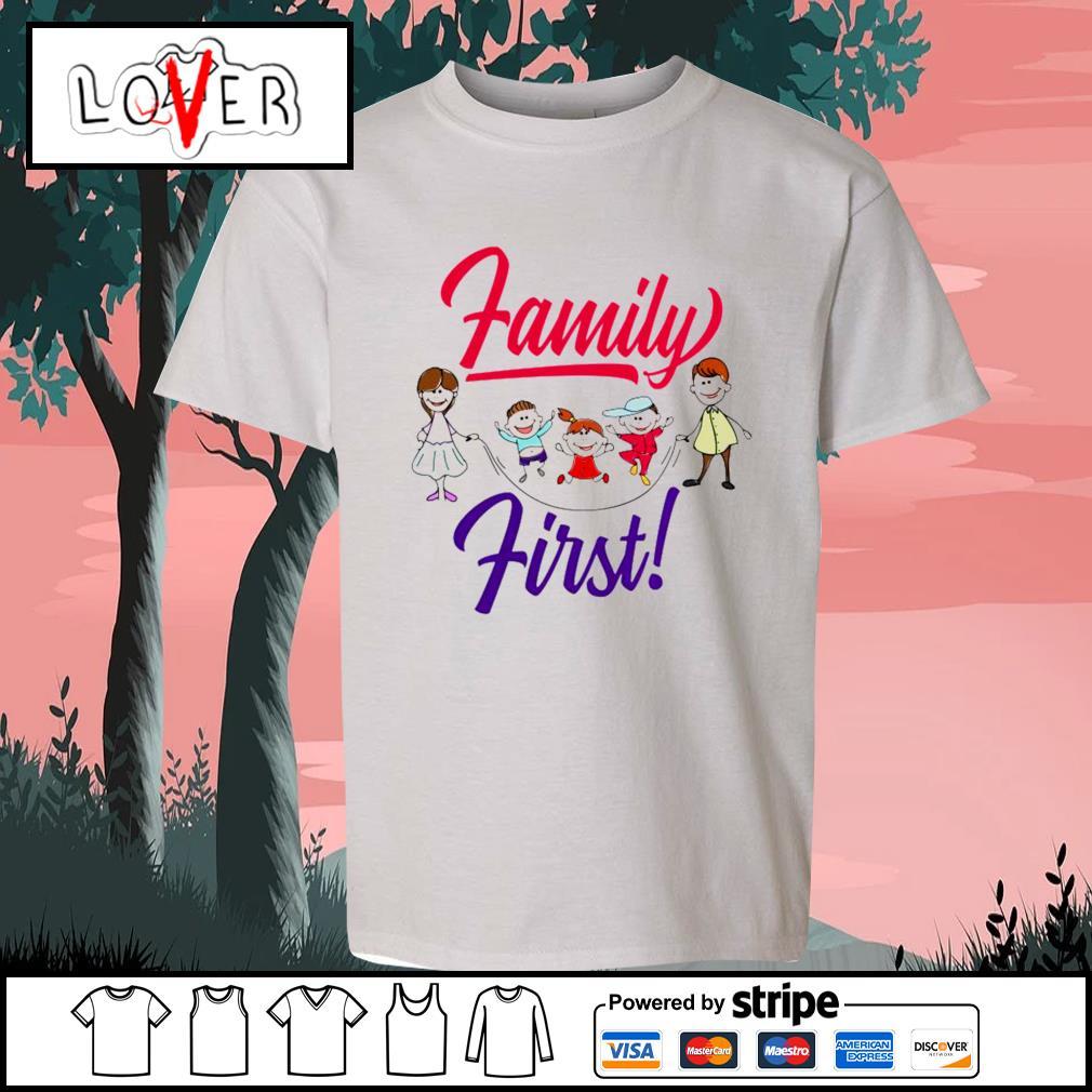 Children family first s Kid-T-shirt