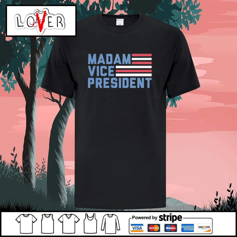 American madam vice president shirt