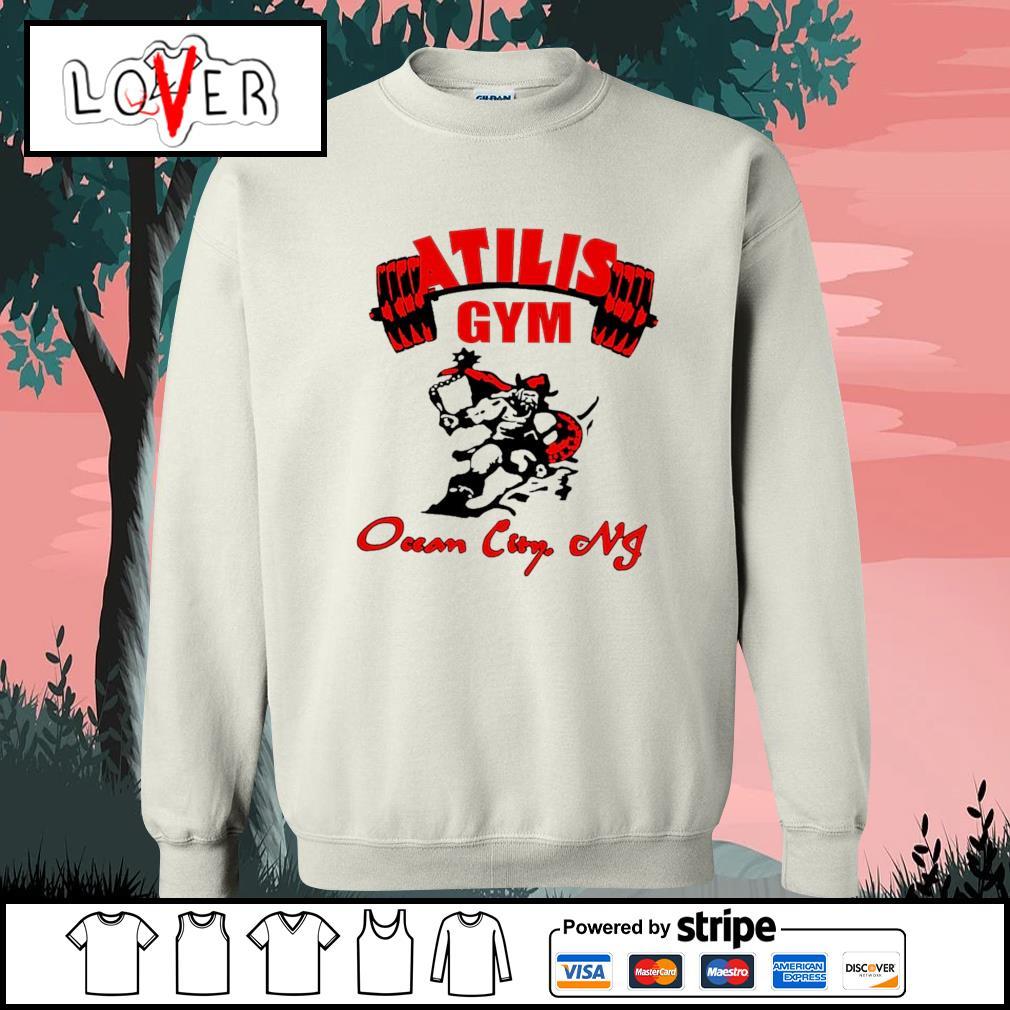Atilis gym ocean city NJ s Sweater
