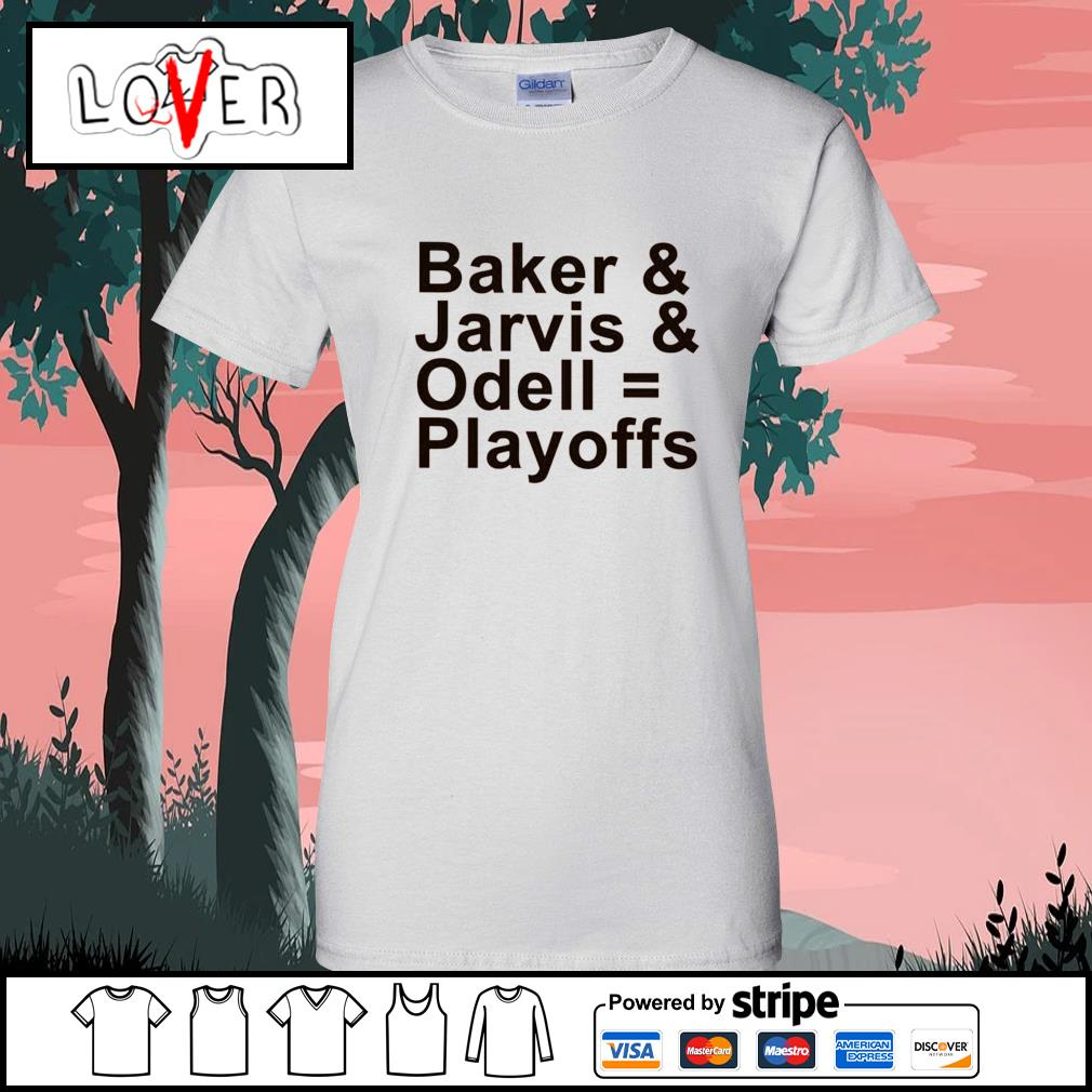 Baker and Jarvis and Odell Playoffs s Ladies-Tee