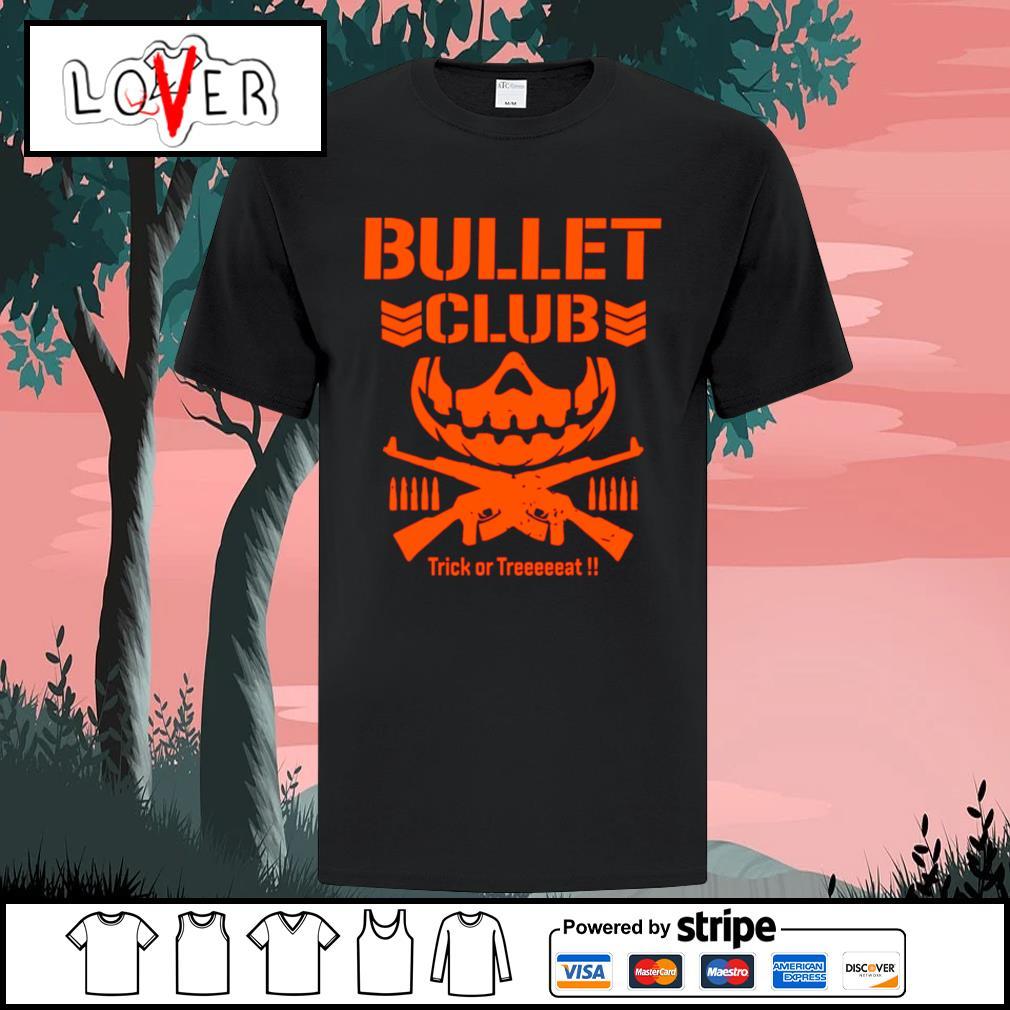 Bullet Club trick or treeeeeat Halloween