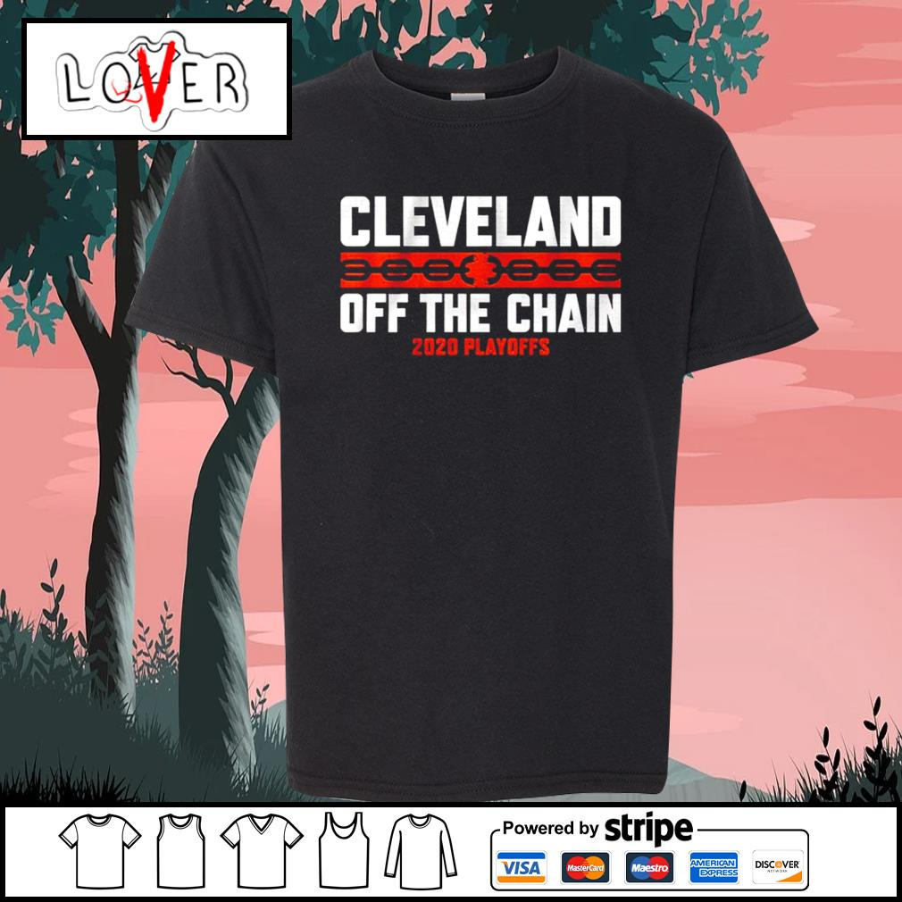 Cleveland off the chain 2020 playoffs s Kid-T-shirt