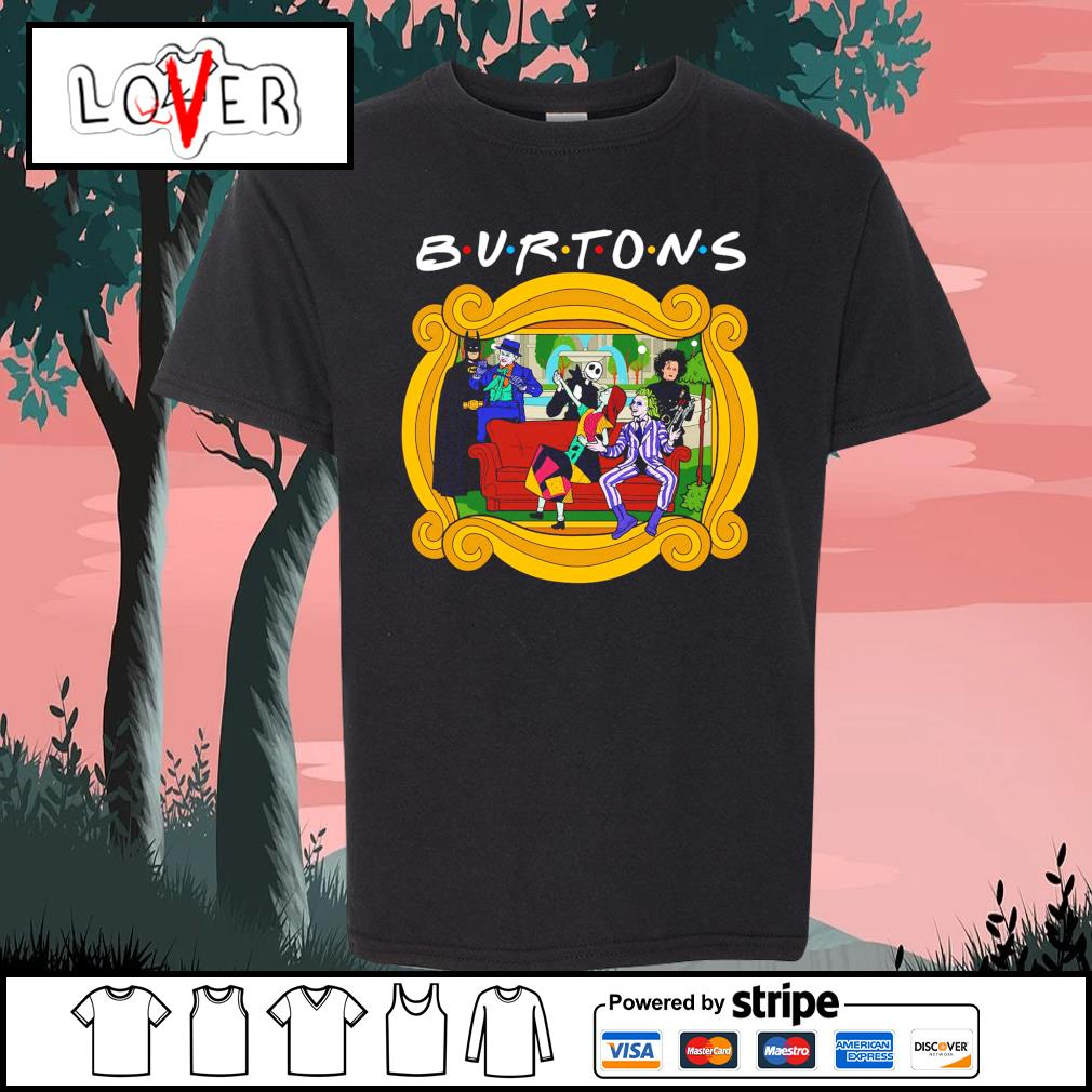 Friends the one with the Burtons s Kid-T-shirt