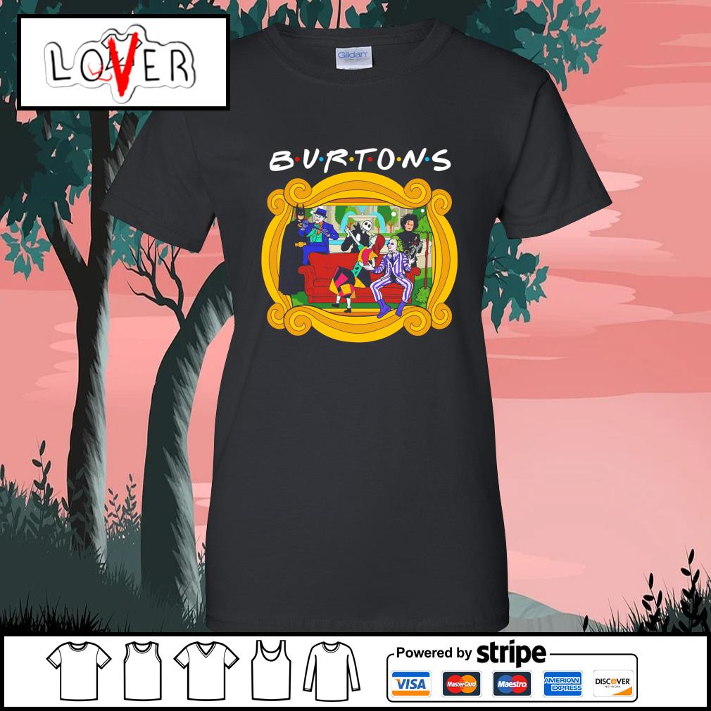 Friends the one with the Burtons s Ladies-Tee
