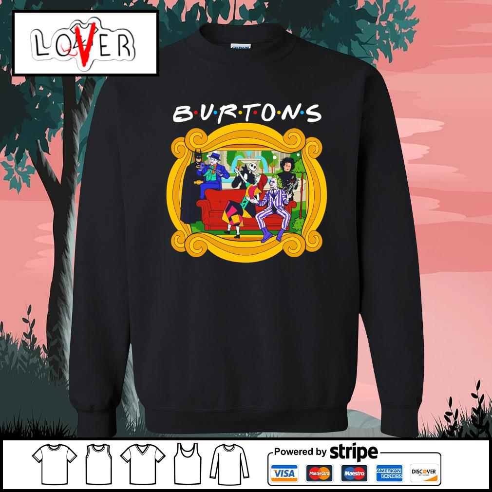 Friends the one with the Burtons s Sweater