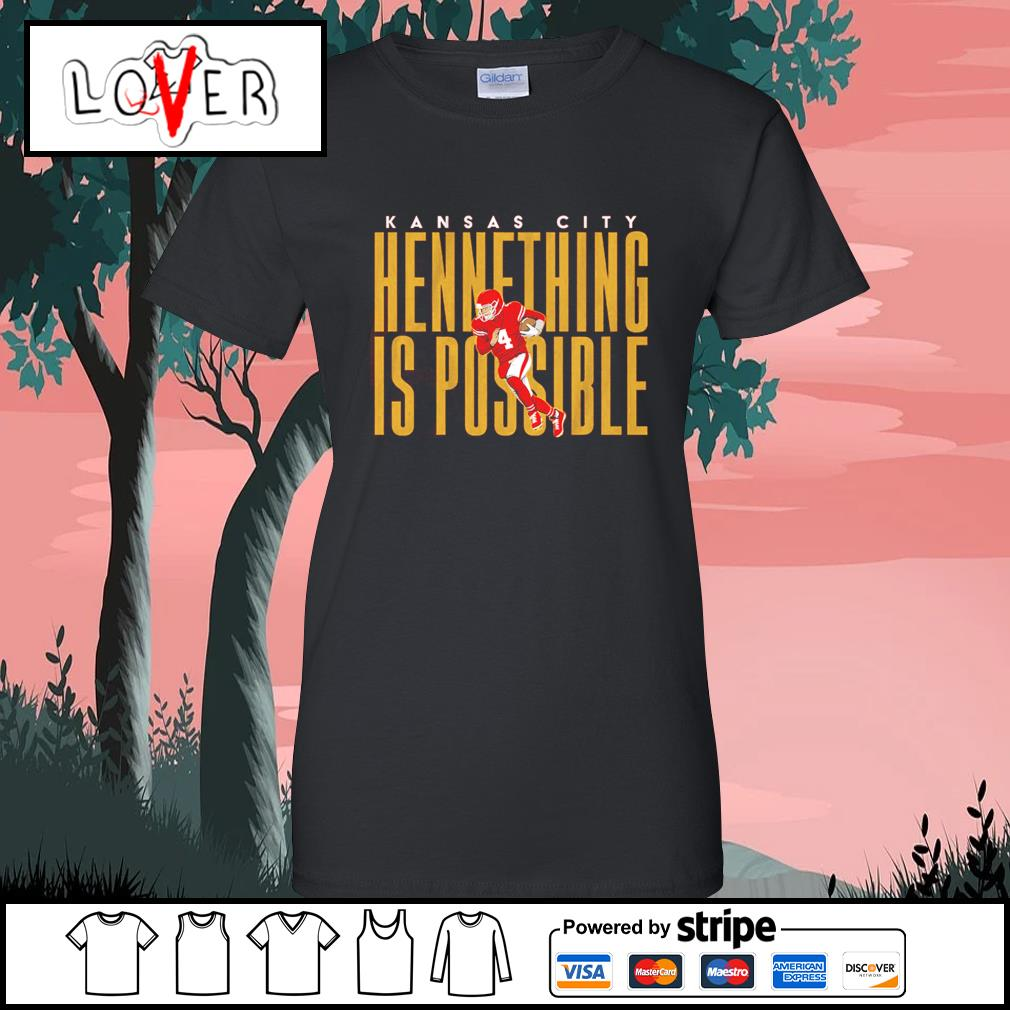 Kansas City Chiefs hennething is possible s Ladies-Tee