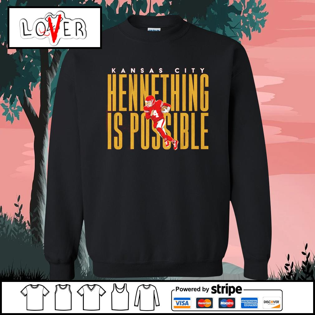 Kansas City Chiefs hennething is possible s Sweater
