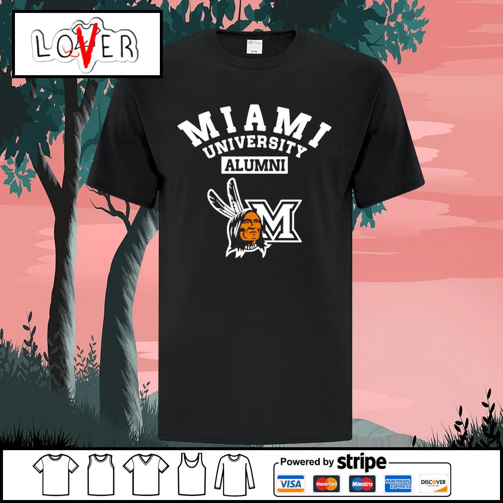 Miami university alumni shirt