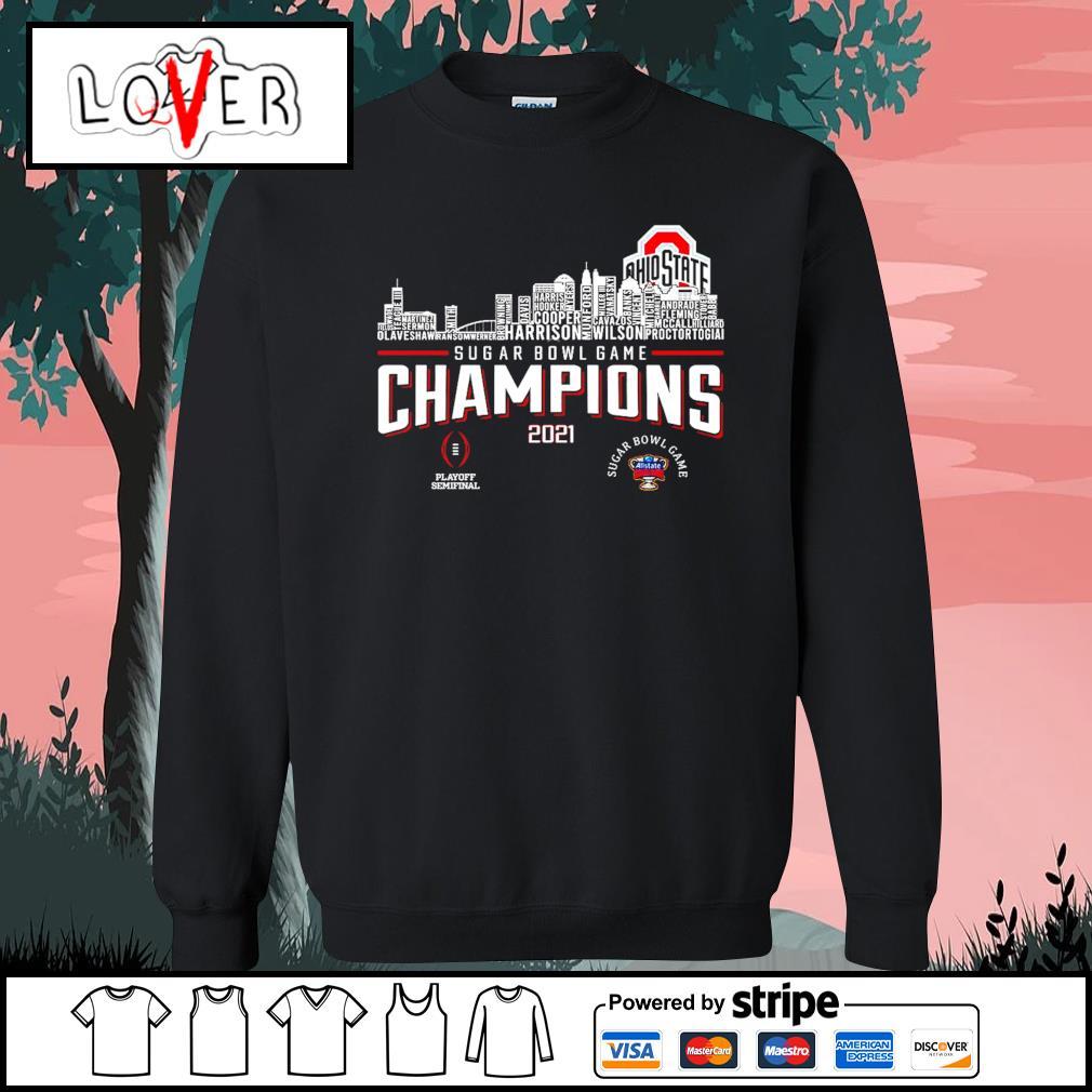 Ohio State Buckeyes rose bowl game champions 2021 s Sweater