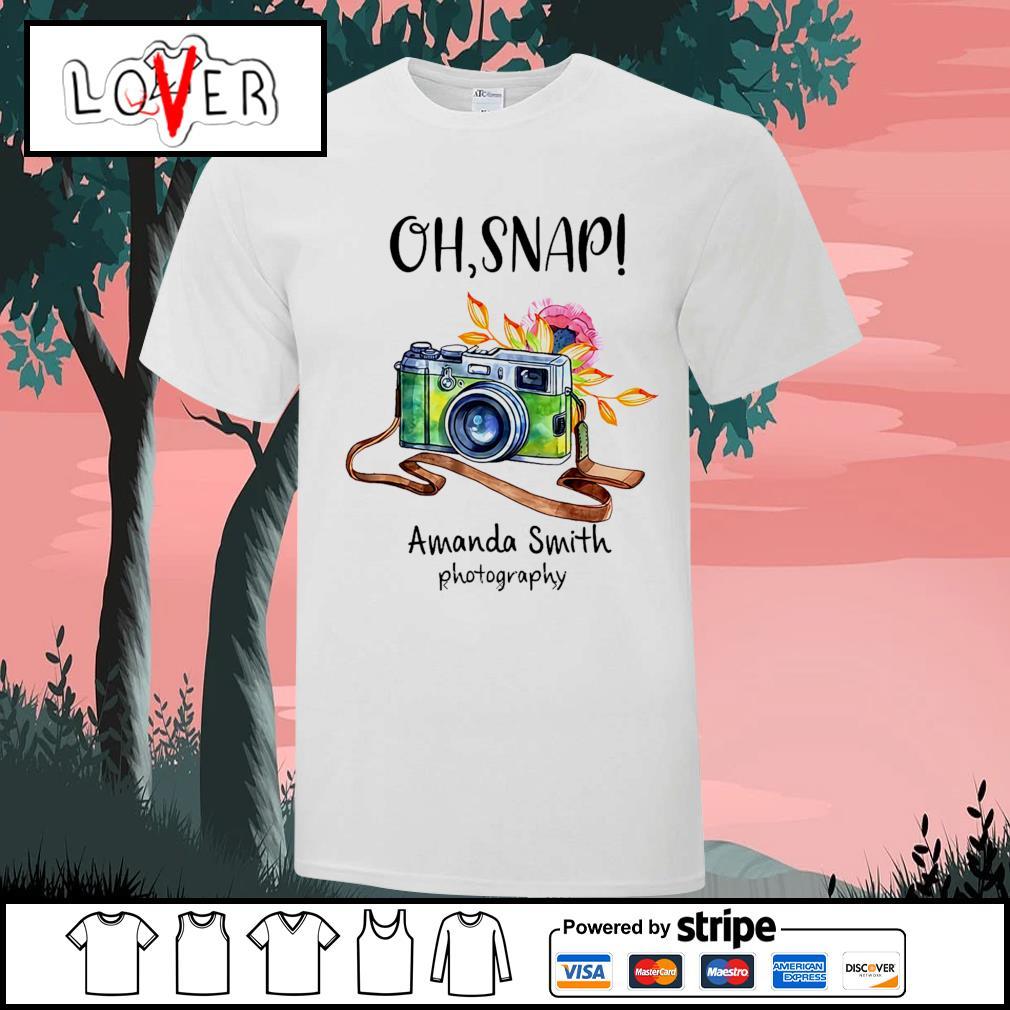 Photography oh snap amanda smith photography shirt