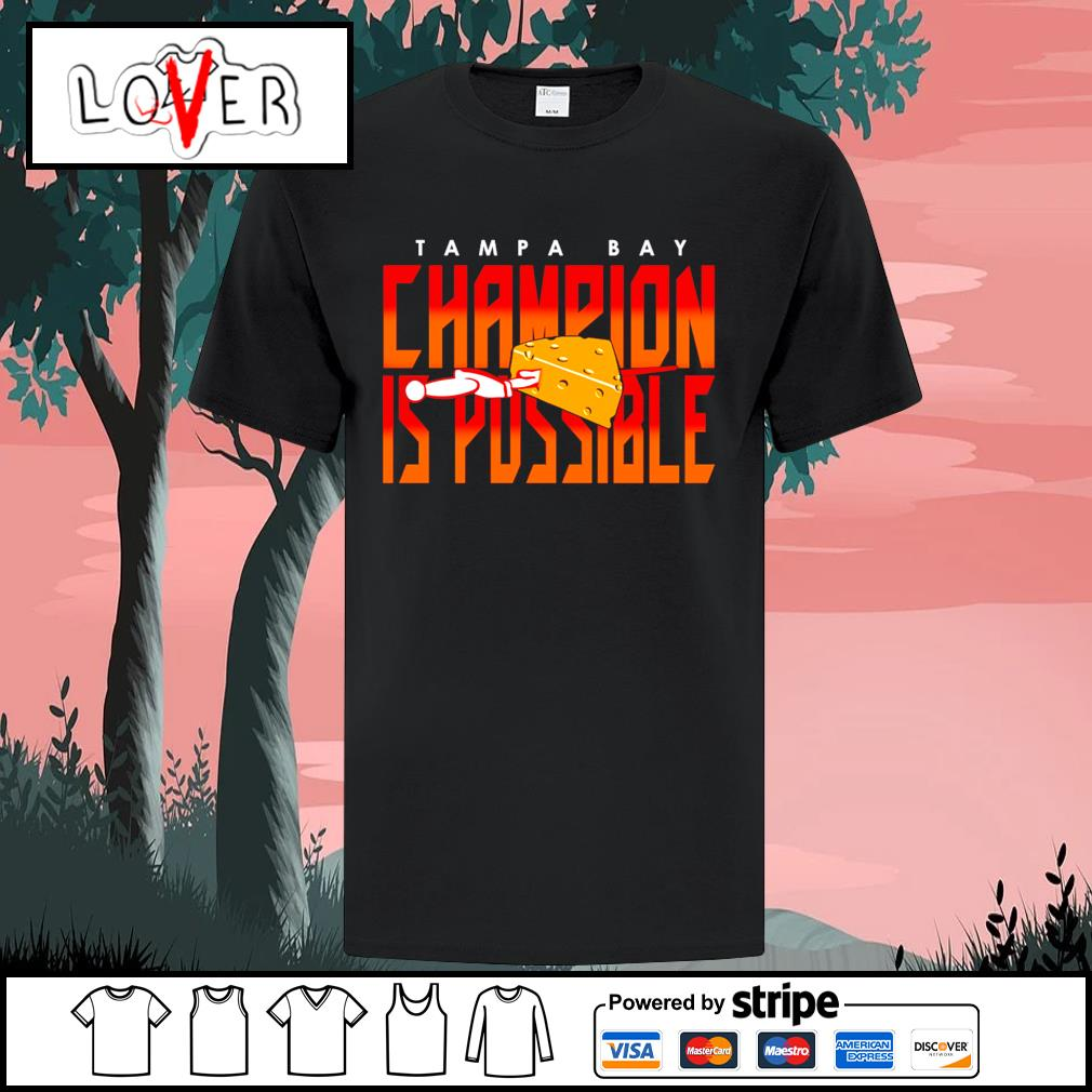 Tampa Bay Buccaneers champion is possible shirt