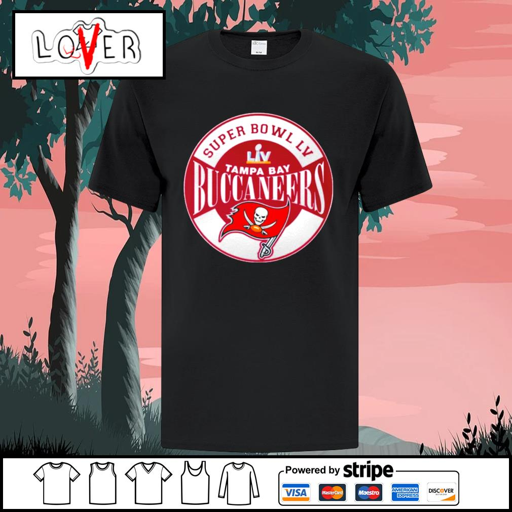 Tampa Bay Buccaneers Super Bowl LV shirt