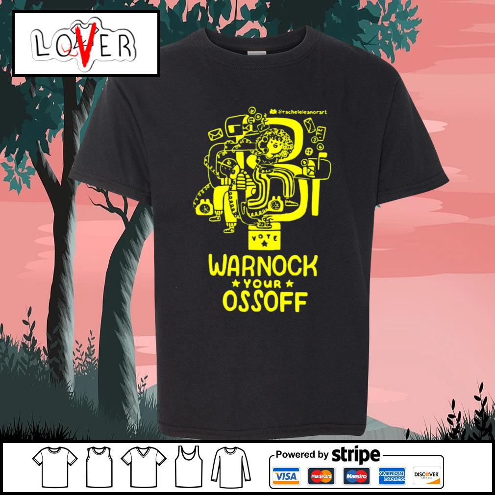 Vote warnock your ossoff s Kid-T-shirt