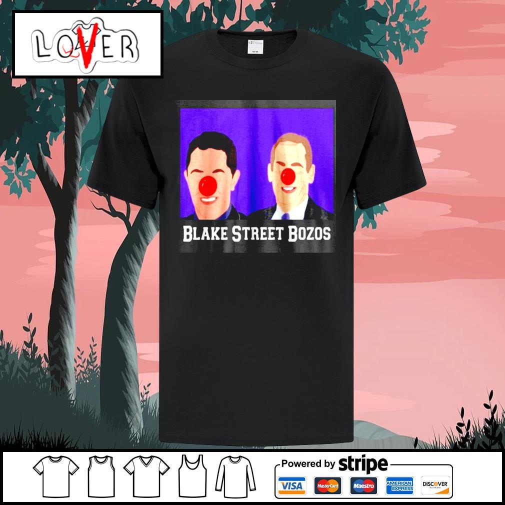 Blake street bozos shirt