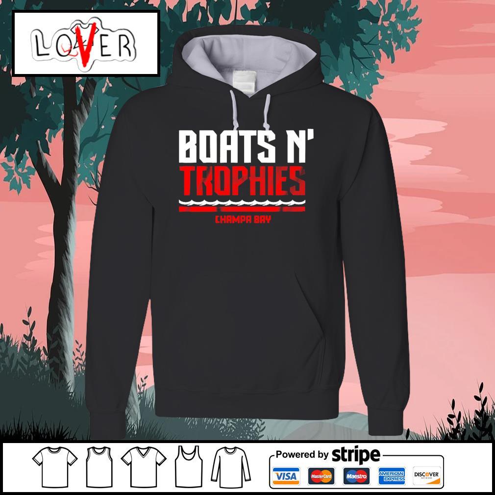 Boats N' trophies Champa Tampa Bay Buccaneers s Hoodie