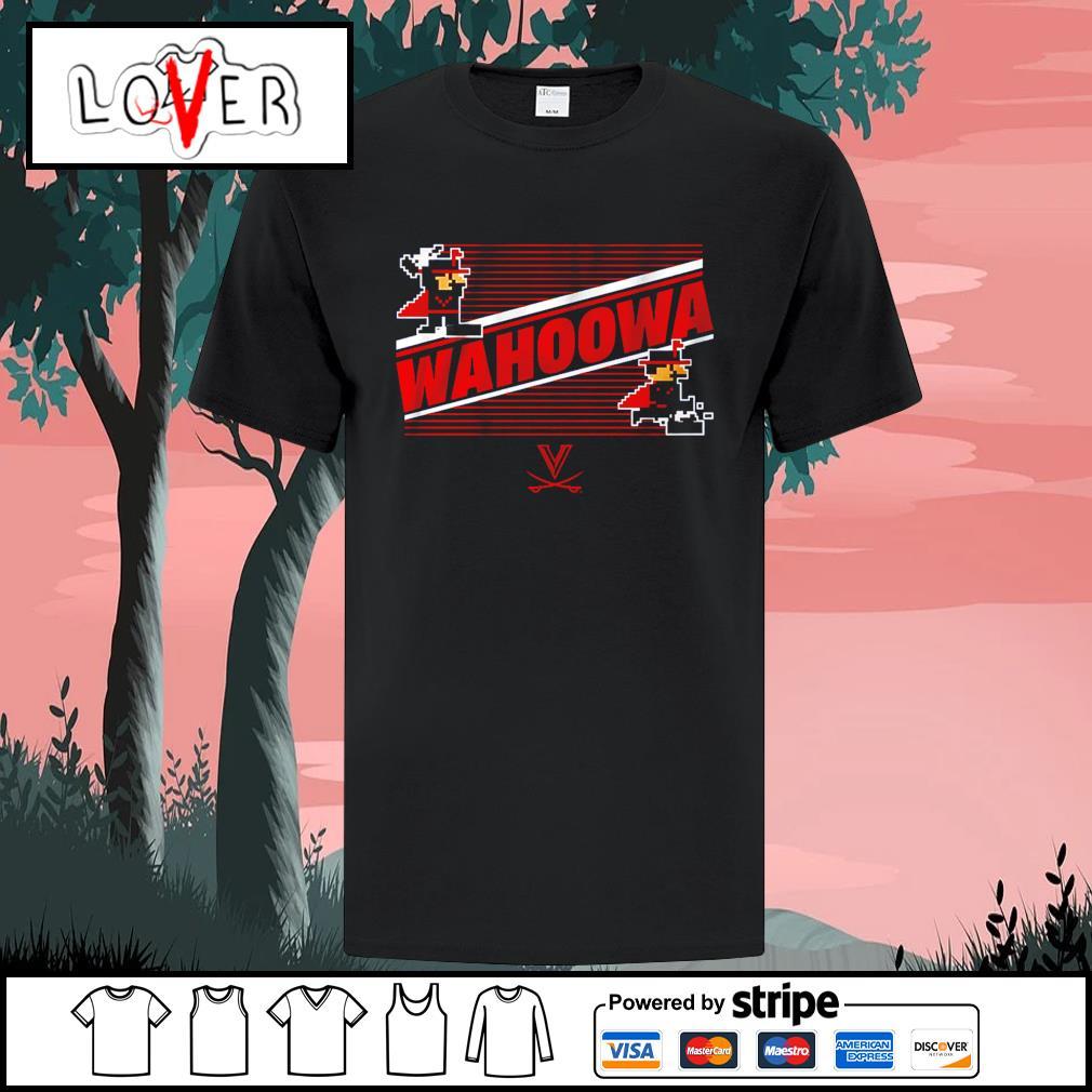 Cavman uva super Wahoowa shirt