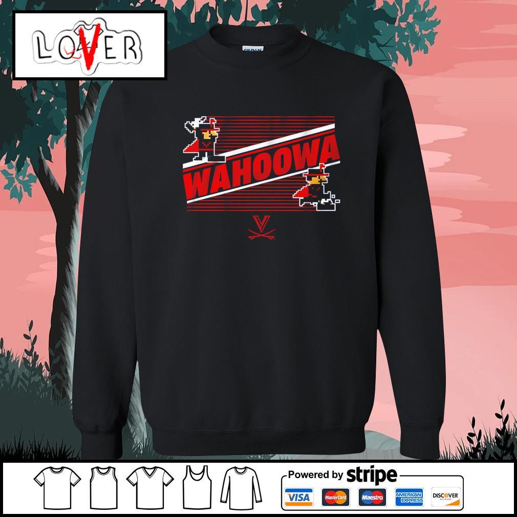 Cavman uva super Wahoowa s Sweater
