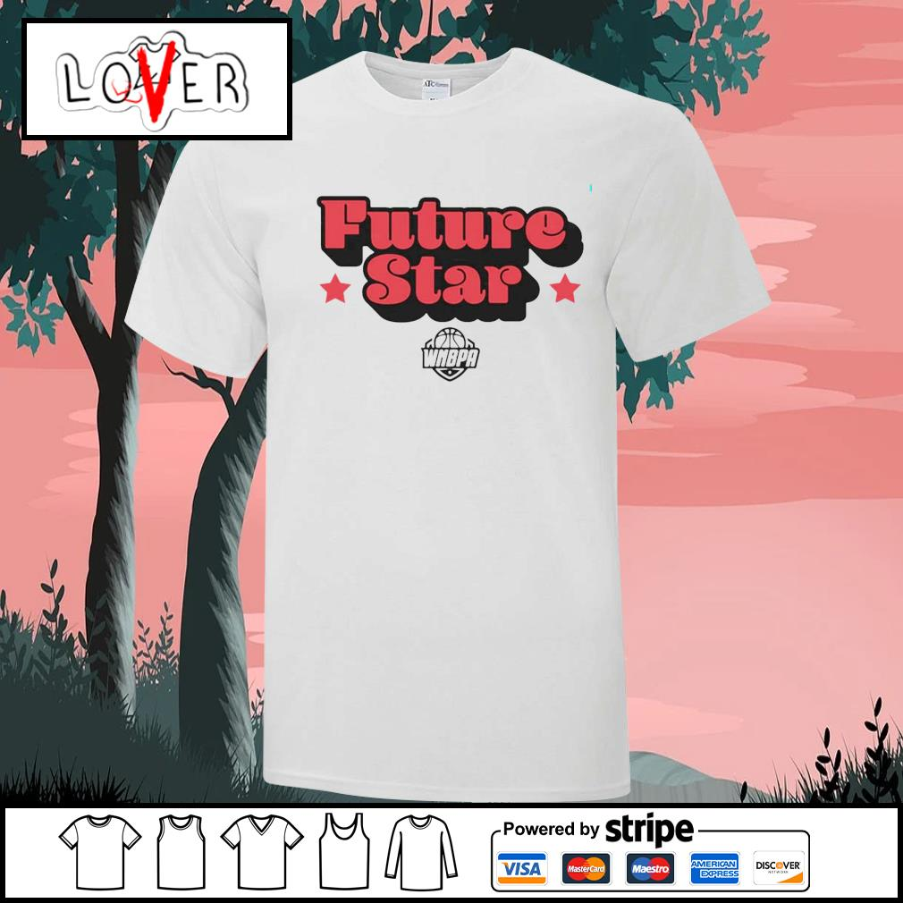 Future stars WNBPA shirt