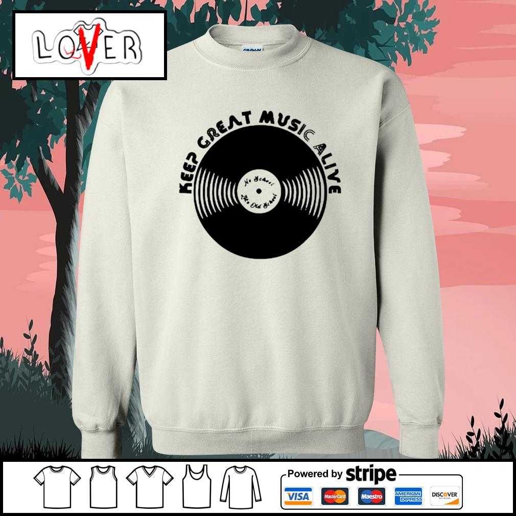 Jamel aka jamal keep great music alive s Sweater