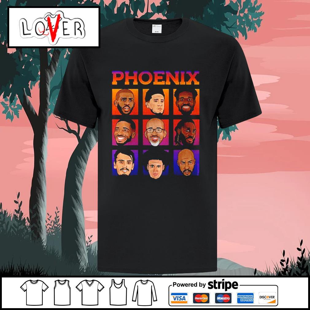 Jevon the don phoenix shirt