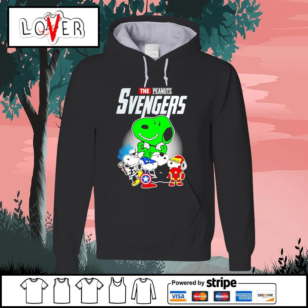Snoopy the Peanuts Svengers Avengers s Hoodie