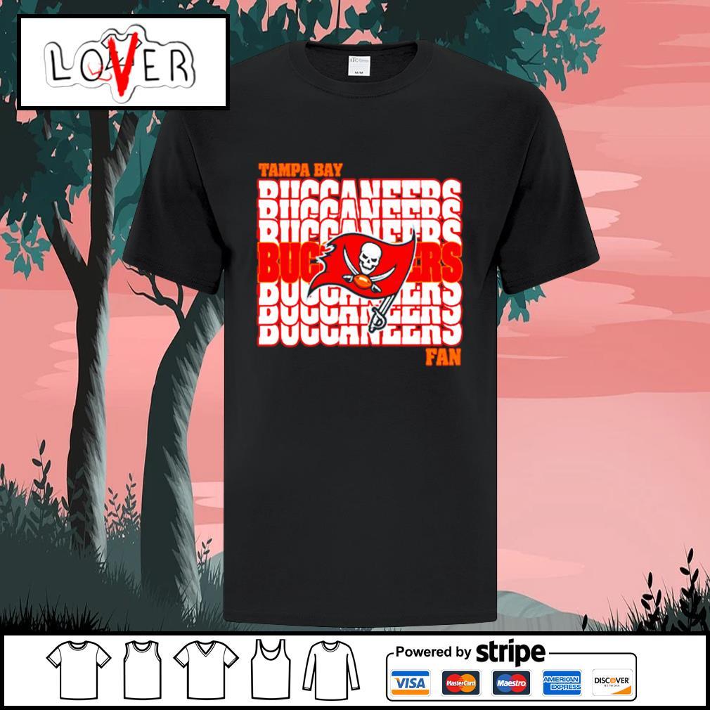 Tampa Bay Buccaneers Fan shirt